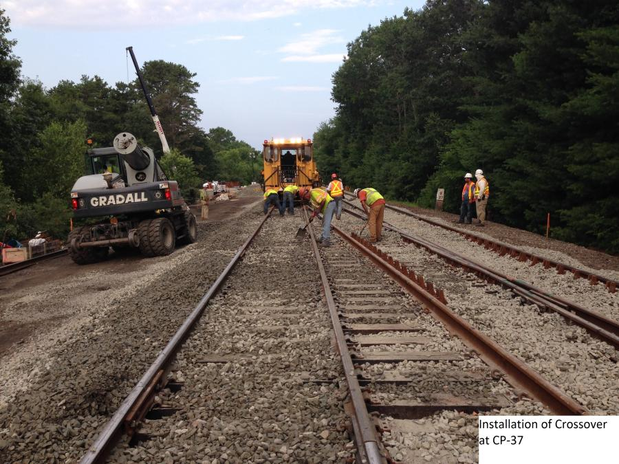 J. F. White Contracting Co./ LM Heavy Civil Construction, Joint-Venture  Photo