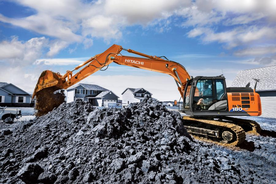 With the introduction of these three machines, all five excavators in Hitachi's utility excavator line, which is designed for contractors working in the underground, road building, energy, commercial building and pipeline industries, are now FT4-compliant