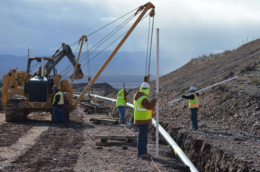 The Regional Transportation Commission of Southern Nevada and Nevada Department of Transportation took the lead in individual phases of a $318 million Nevada Interstate 11 project to connect a gap in existing interstate routes.