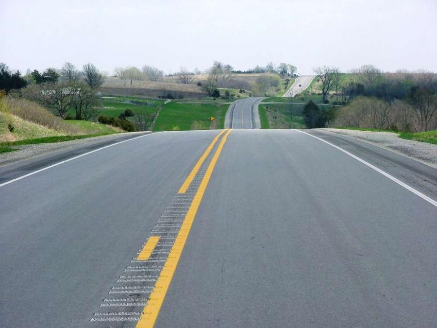 Norris Asphalt Paving Co. of Ottumwa, Iowa, and the Iowa Department of Transportation were named the winner of the 2015 Sheldon G. Hayes Award. Norris Asphalt Paving won for its work on U.S. 34 in Montgomery and Adams counties in Iowa.