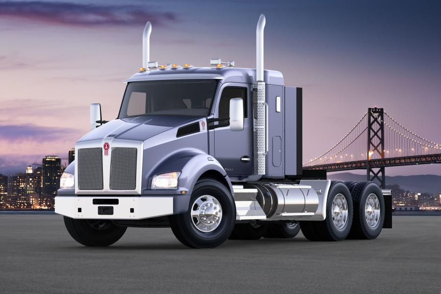 Kenworth's new 40-in. sleeper is now available for order with either the T880 or T680.