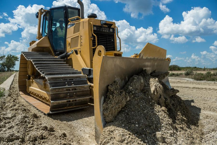 Every new D6N dozer comes equipped with advanced Cat Connect grade technologies to help you control the blade so you can get more quality work done in less time.