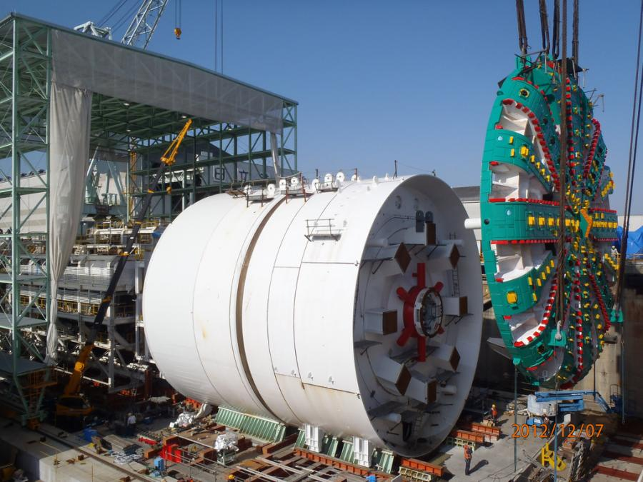 Seattle Tunnel Partners has received conditional permission to resume tunneling operations on the SR 99 Tunnel Project.
