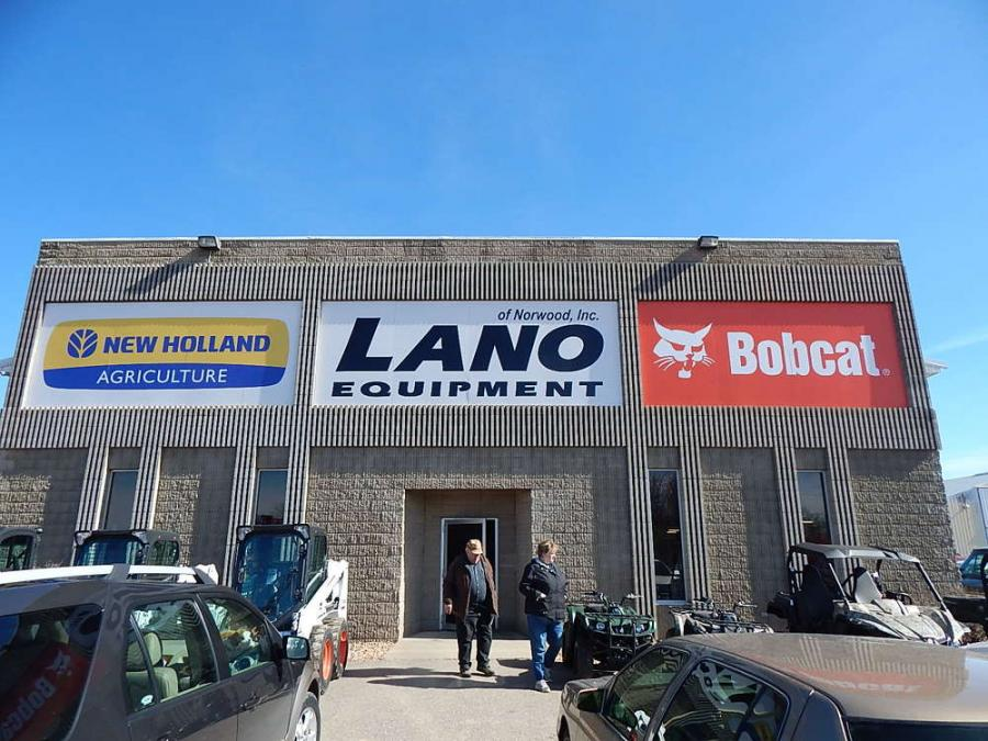 Lano Equipment of Norwood, Minn., held an open house on Feb. 29.