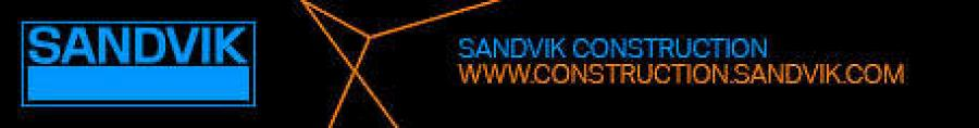 Sandvik will merge its operations Sandvik Mining and Sandvik Construction into one business area.