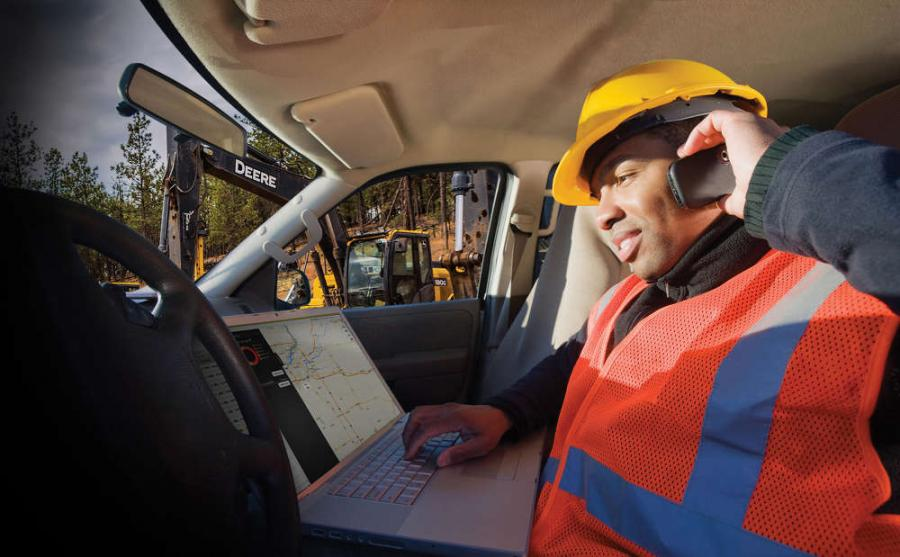 The JDLink Dashboard provides intuitive, easy-to-use tools for contractors to manage their equipment that have active JDLink Ultimate, Express, or Locate subscriptions.