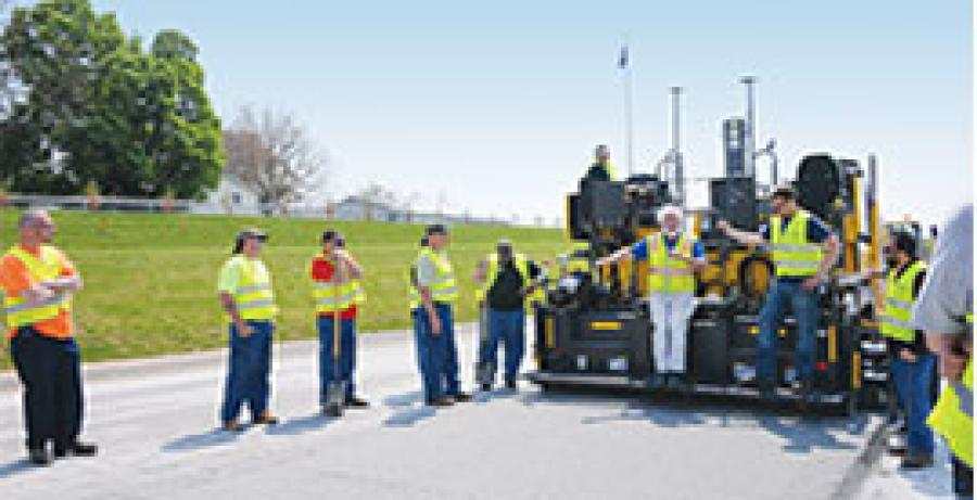 For more than 50 years, Volvo Road Institute has been the industry's premiere training resource for asphalt paving professionals.
