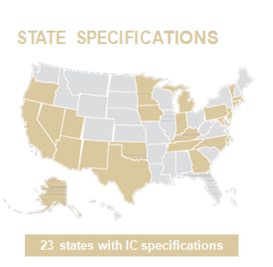 Until a state has a written specification that results in jobs with IC as a requirement, the responsibility of educating and showing the technology's value largely falls in the hands of OEMs and equipment dealers.