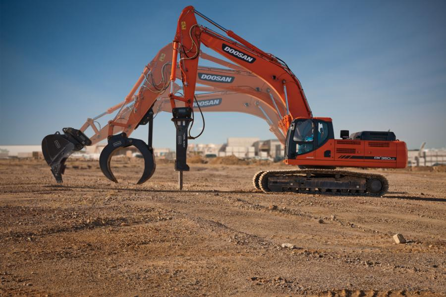 Expanding a crawler or wheel excavator or wheel loader's versatility is a cost-efficient alternative to operating dedicated machines on a job site.