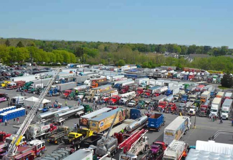Some 300 Trucks are participating in the 27th Annual Mother's Day Truck Convoy, which departs from Lancaster, PA on Sunday May 8th.