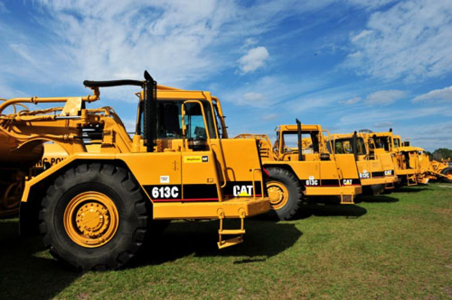 This regional auction includes over 190 high-quality, late model, low hour pieces of equipment from Caterpillar, John Deere, Mack, Volvo, Load King, Ford and more.