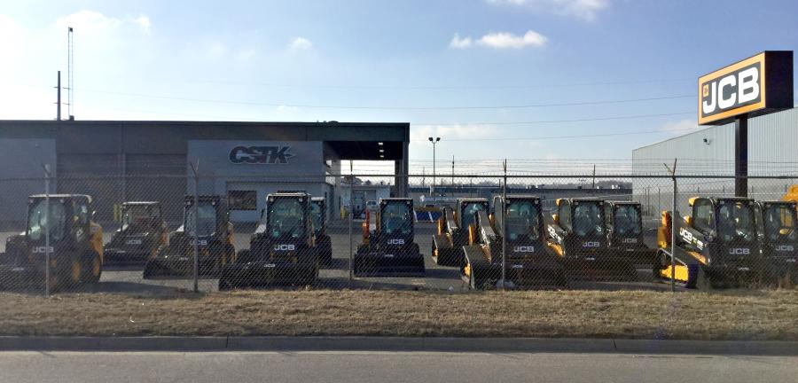 JCB equipment dealer CSTK JCB has opened a new, dedicated JCB sales, service and rental facility at 401 Shawnee Avenue in Kansas City, Kan., 66105.
