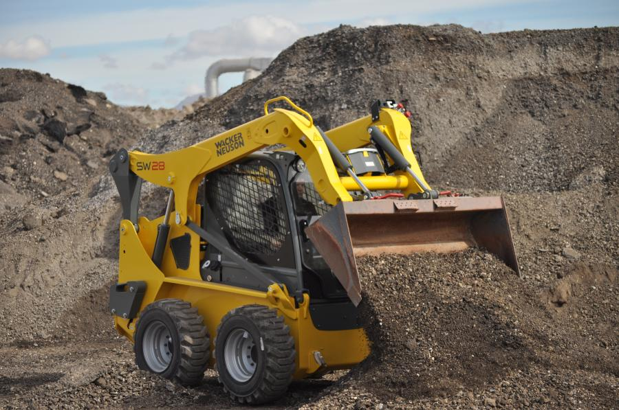 Skid Steer Loaders Buyer S Guide Construction Equipment Guide