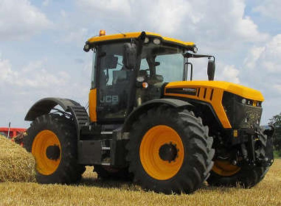 The deal was solidified with the help of JCB of Georgia, JCB's local authorized equipment dealership.