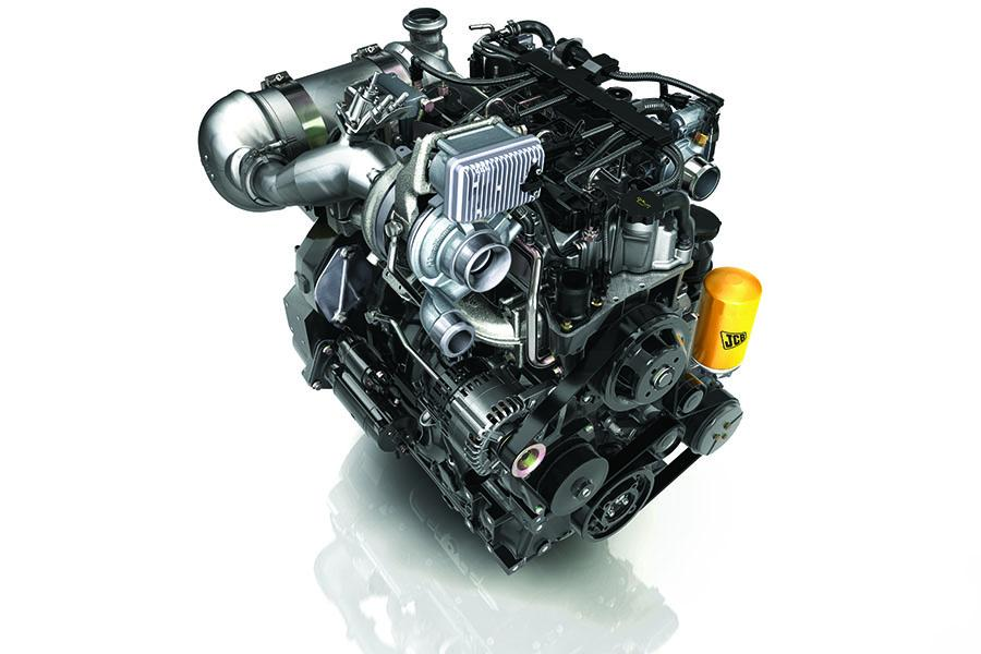 JCB's Tier IV Final engines offer easier maintenance and better resale, qualities that are especially important for certain industries, including rental, according to the manufacturer.
