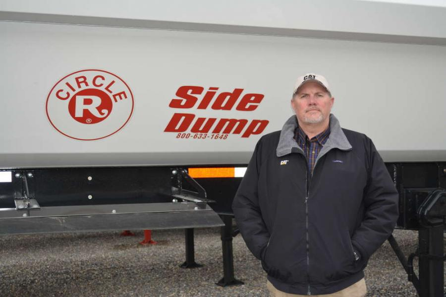 Equipment Sales Inc. of Salt Lake City, Utah, has named Mike Mondale outside sales representative.