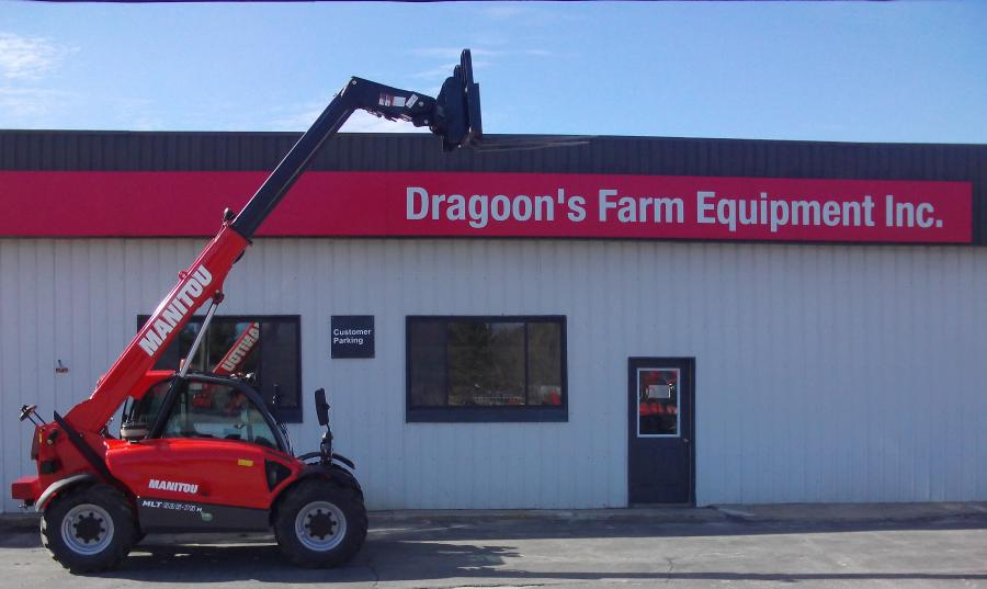 Dragoon's Farm Equipment provides expert sales, service and parts support to Mooers, New York.