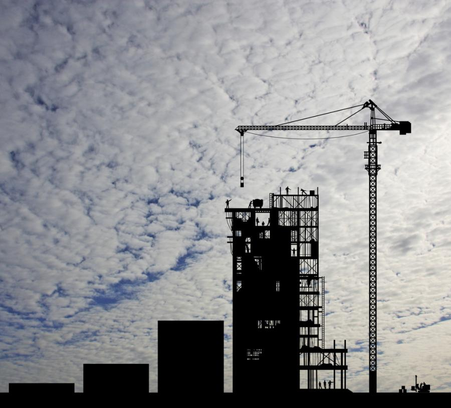 Anaheim-Santa Ana-Irvine and El Centro, Calif. Top Growth List; Odessa, Texas, and Bloomington, Ill. Have Largest Declines as Energy Producing Areas Continue to See Drops in Construction Jobs.