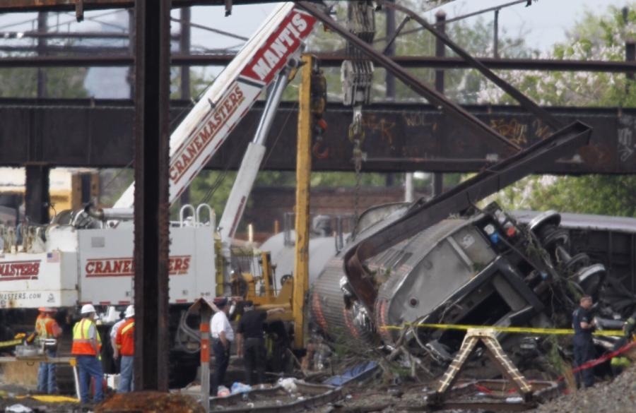 "The federal safety directive also described secondary safety measures Amtrak should consider to prevent crashes, including the use of a device called a ""shunt"" that sends an electronic signal to the dispatcher when machinery is on the track."