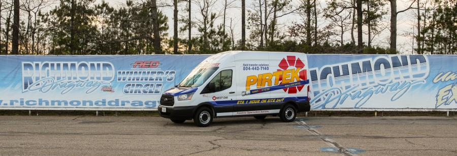 "The racing season has begun at Richmond Dragway, which now features a ""PIRTEK lane"" for its racers. PIRTEK West End in Richmond is one of the local dragway's newest sponsors."