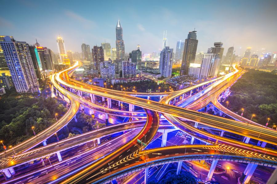 What are the future trends and opportunities that will determine how our country's transportation infrastructure will look in the year 2050?