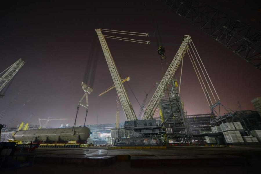 Konecranes is to acquire the Demag overhead and Gottwald port crane division of Terex as the two agree to end all merger talks.