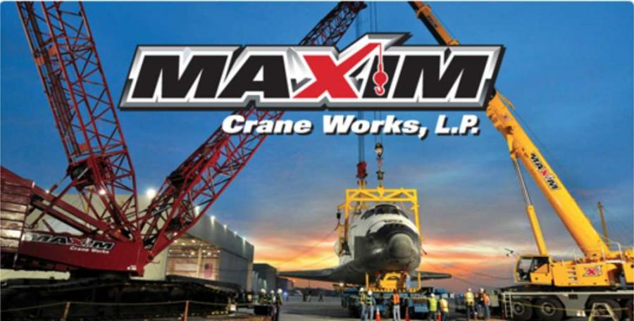 Apollo intends to combine Maxim and AmQuip, creating a premier lifting solutions provider with a modern crane rental fleet comprised of more than 1,950 cranes.