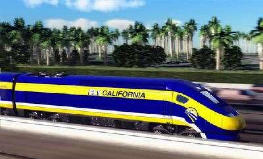 The Los Angeles Times is reporting that the Obama administration threw the California bullet train project another lifeline this week.