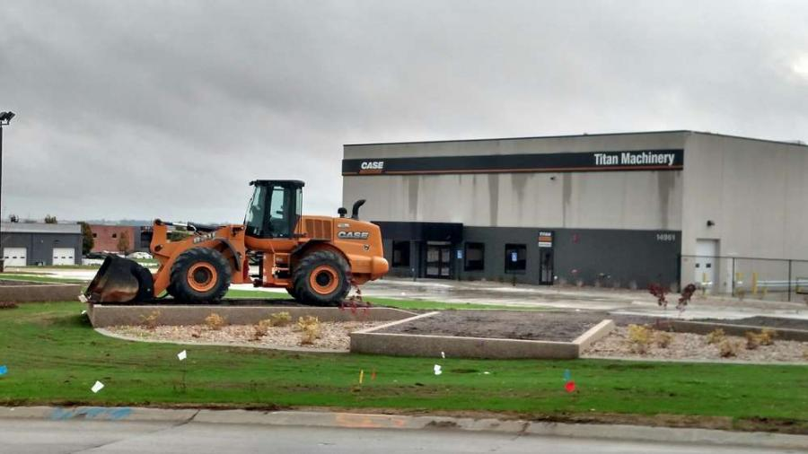 Approximately 200 customers attended the Titan Machinery open house at its Duluth location on May 5.