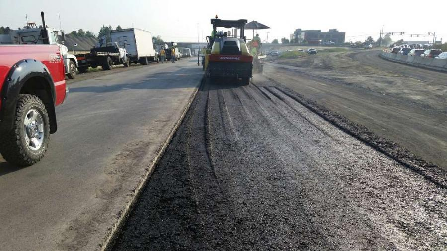 The $46.4 million construction project to repave I-271 in Summit County, Ohio, from Broadview Road to the Ohio Turnpike was standard enough.