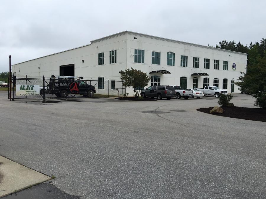 The company has recently moved from its location at 5423 U.S. Highway 70 Business in Clayton to its new 33,000 sq. ft. (3,065 sq m) facility on 19 acres at 555 Wise Rd., Clayton, N.C.