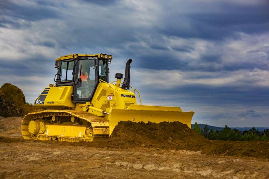 The new D61EXi/PXi-24 builds on the successful, full line-up of intelligent Machine Control dozers offered by Komatsu.
