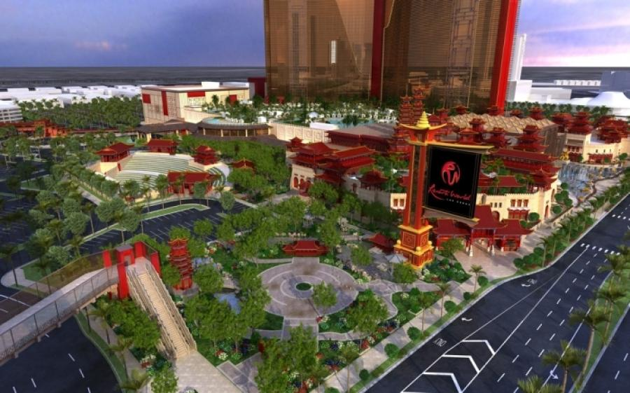 Resort to create thousands of jobs and billions of dollars in economic activity while growing Las Vegas' domestic and international tourism market.