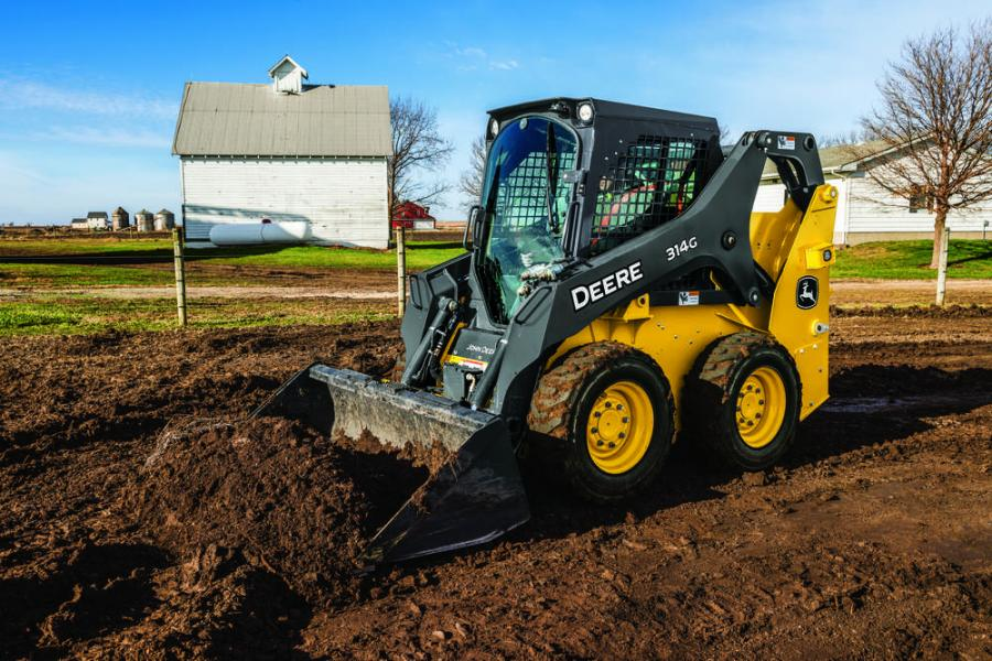 John Deere has extended the machine warranty on all Commercial Worksite Products, including compact track loaders, skid steer loaders, compact wheel loaders and compact excavators.