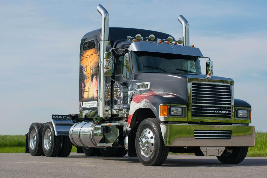 To pay tribute to America's fallen military personnel, Mack Trucks employees will once again participate in the Rolling Thunder – Ride for Freedom rally.
