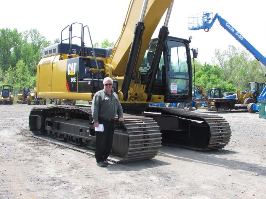 Ransome CAT Holds One-Day Sale Event in Bensalem, Pa