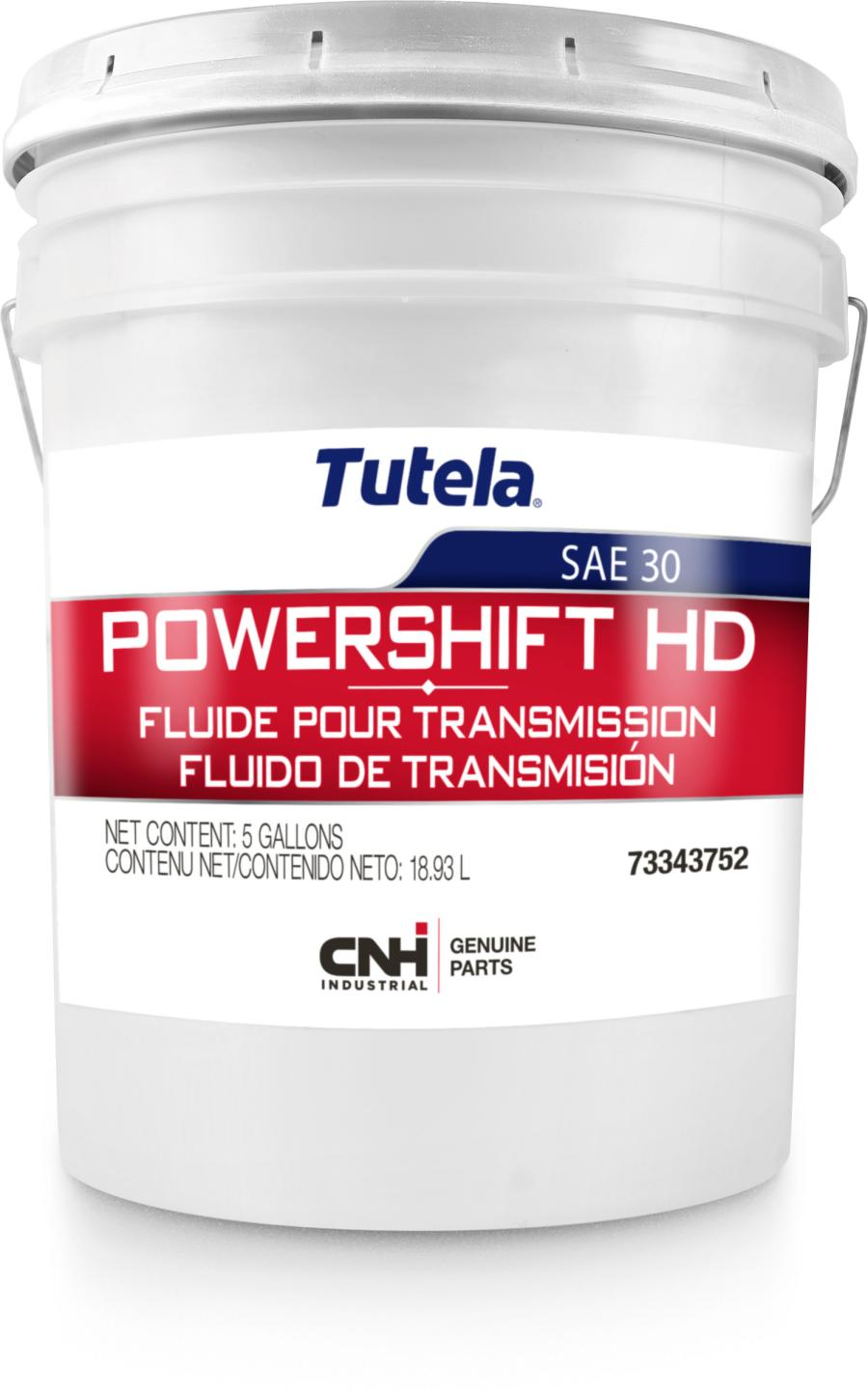 Tutela Powershift HD is recommended for use in heavy-duty powershift transmissions and final drives of today's construction and mining equipment.