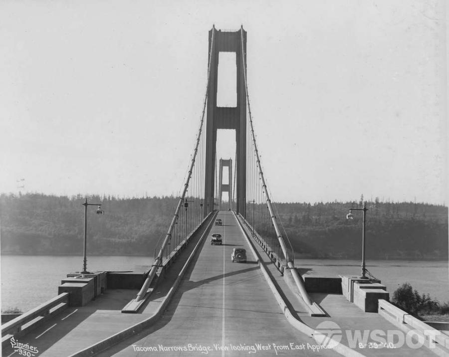 VIDEO) Galloping Gertie's Failure Leads to Safer Bridges