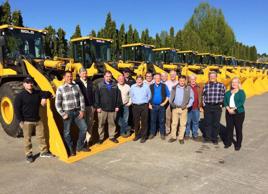 PacWest Machinery is the latest company to join SDLG's expanding roster of dealers and will become a new distribution center to facilitate the brand's growth on the West Coast.