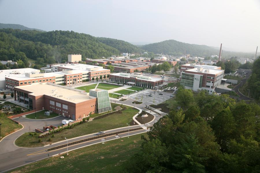 The Oak Ridge National Laboratory.