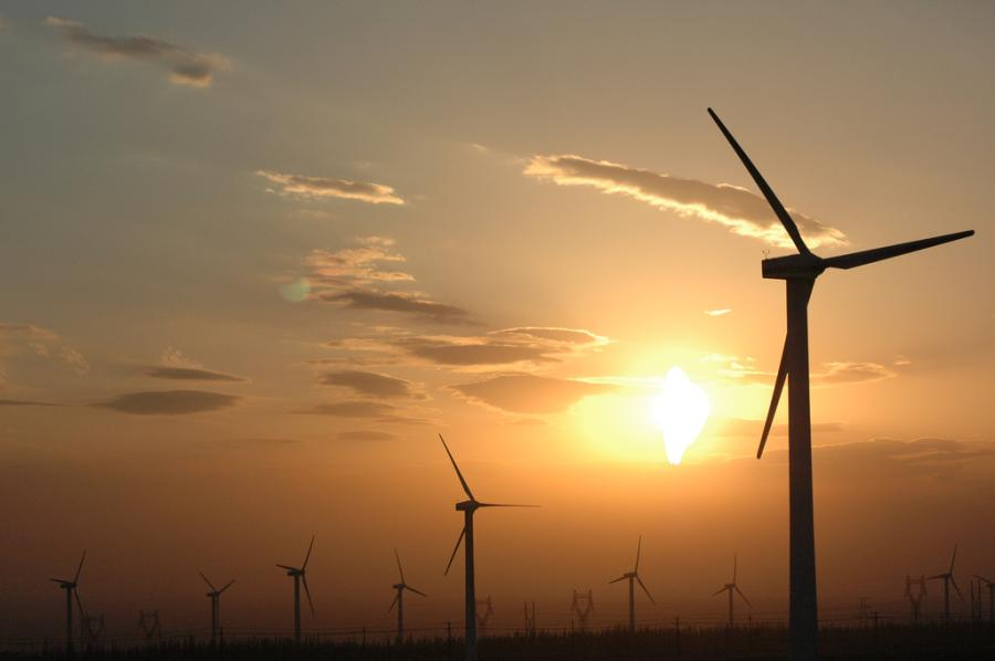 A group of lawmakers is seeking to increase taxes on wind farms to put more money into education, which is mostly funded through payments made by the declining coal industry.