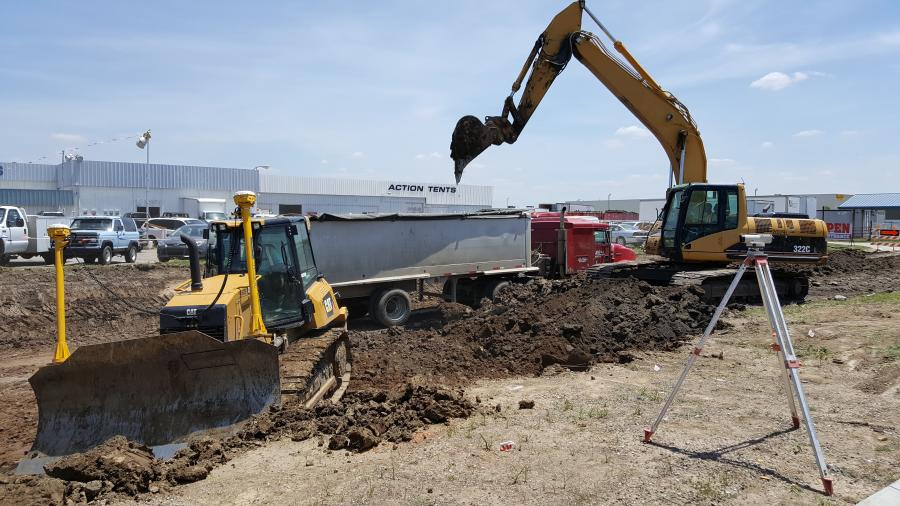 KDOT photo. The overall improvements along East Kellogg u2014 more than $300 million and funded ... & Wildcat Construction Enters Second Year of $79M Job | Construction ...