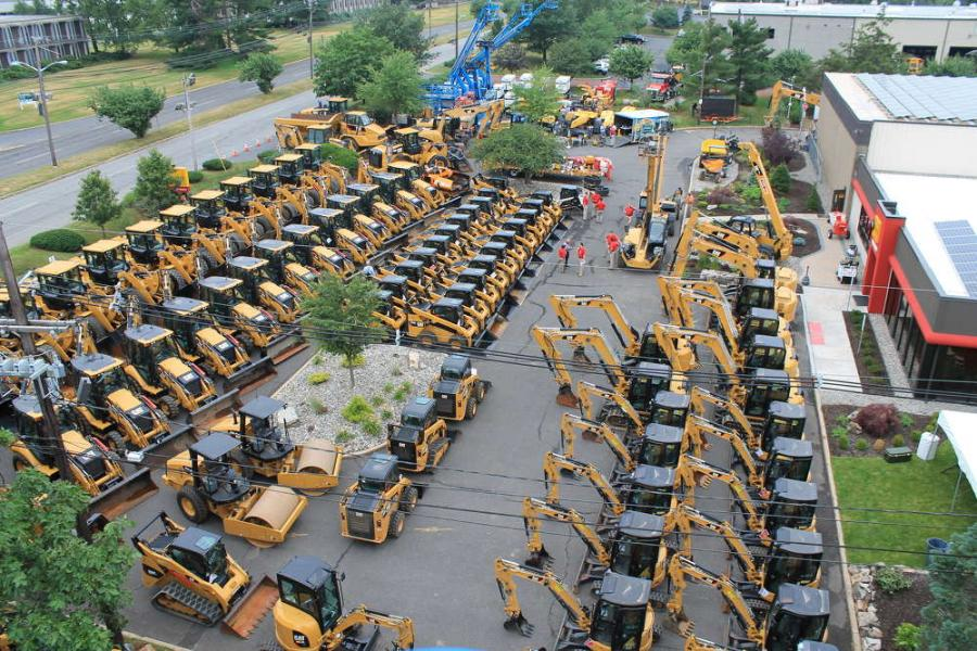 Foley CAT held a One Day Sale event June 28 at its Foley Rents location in Piscataway, N.J.