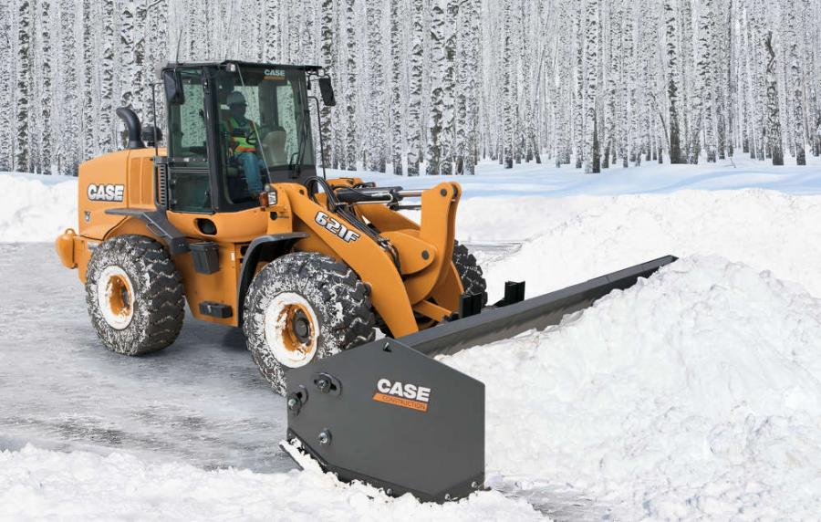 The light-duty models, designed for compact equipment and backhoes, feature pushers up to 13-ft. (4 m) wide. The heavy-duty line offers pushers up to 17-ft. (5 m) wide for full-sized wheel loaders.