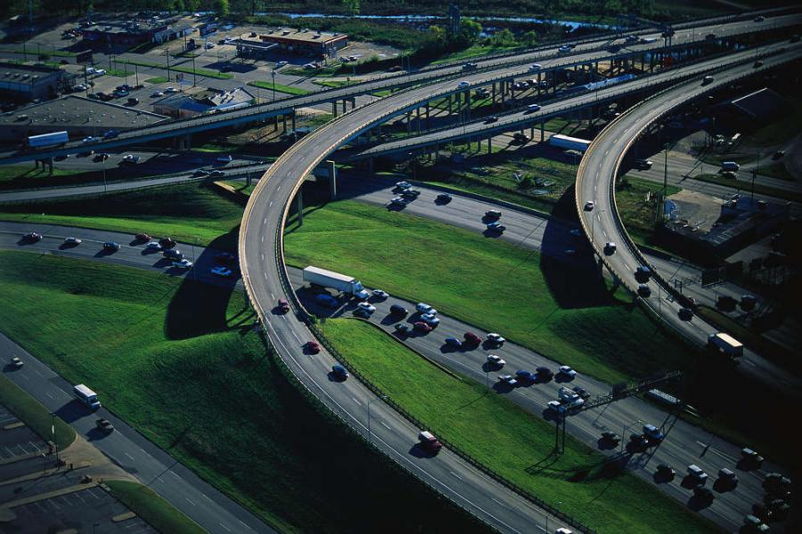 The bill was prompted by angst among cities over having to pay up to 2.5 percent of a massive reconstruction and widening of Interstate 75 in Oakland County, north of Detroit.