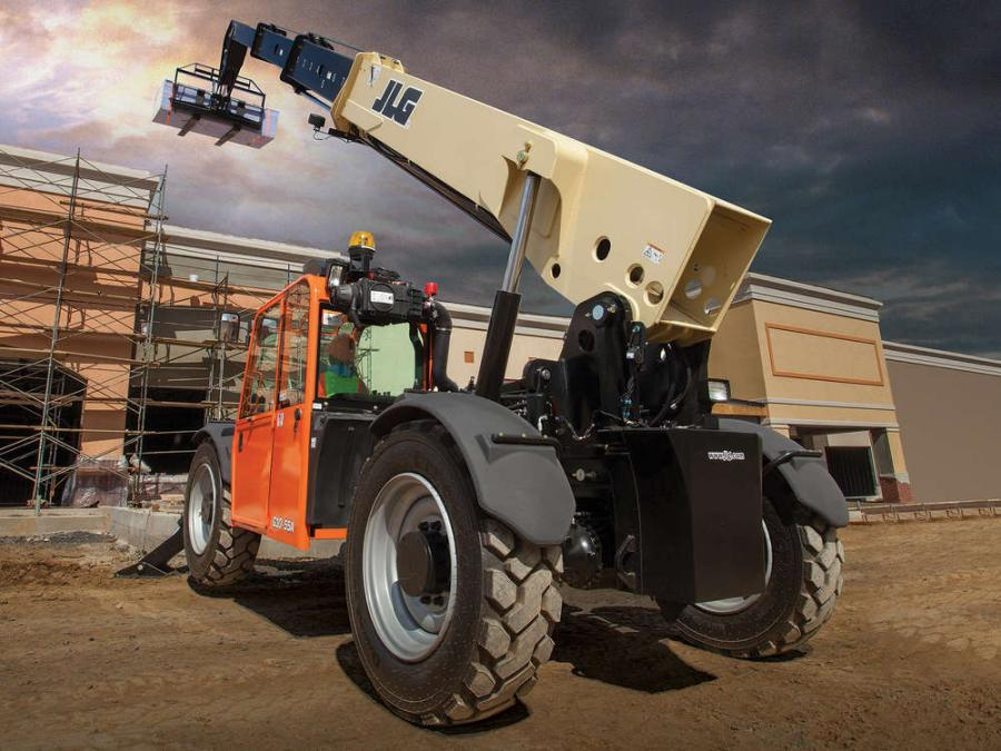 JLG Industries, Inc. has doubled the length of its engine service intervals from 500 to 1,000 hours.