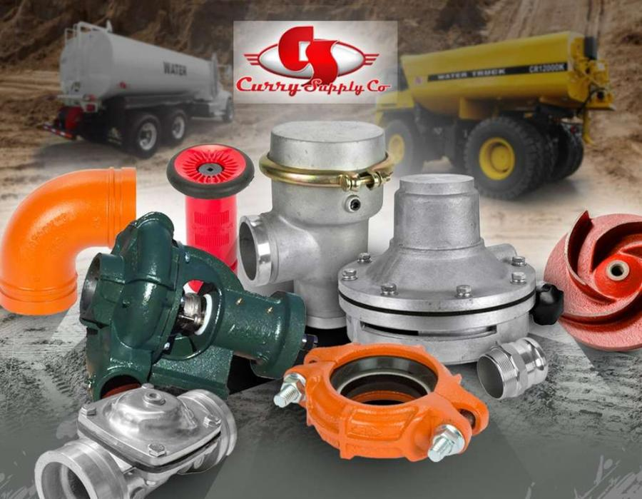 Curry Supply Company is significantly expanding their parts and components distribution network.
