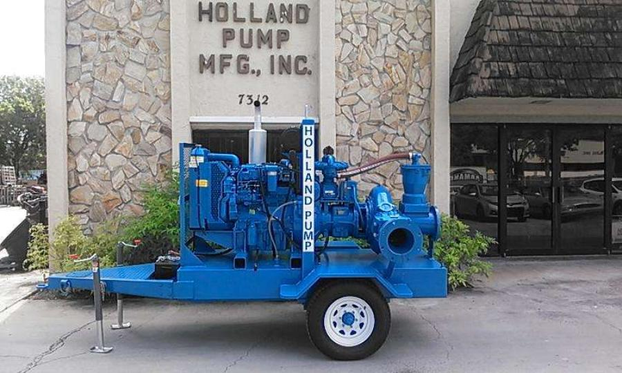 Holland Pump Company was originally founded in 1978 as Holland Pump Mfg. Inc. Holland Pump manufactures, sells, rents and services pumps and accessories.