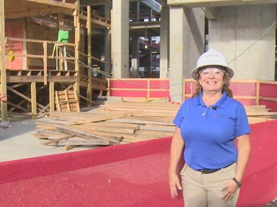 Susan Phillips in the safety guru with the stellar record.(khou.com photo)