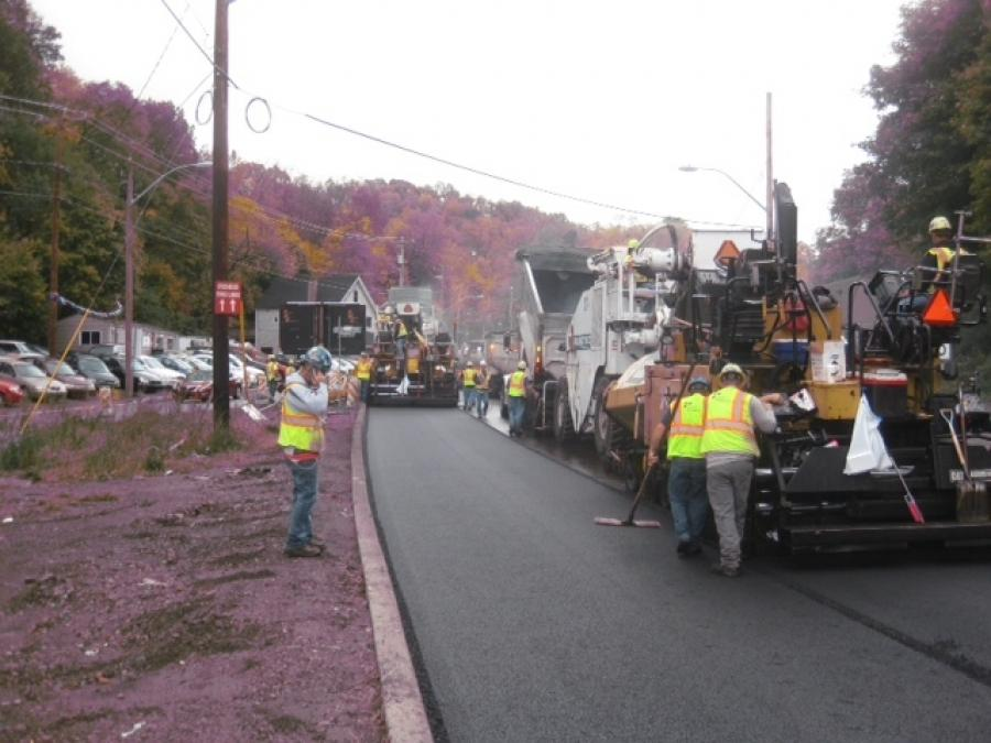 A Pennsylvania Department of Transportation (PennDOT) project that involved safety improvements to SR 51 in Pittsburgh, Pa., was completed under prime contractor Joseph B. Fay Co.